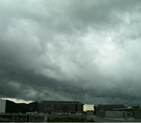乱層雲(あまぐも)